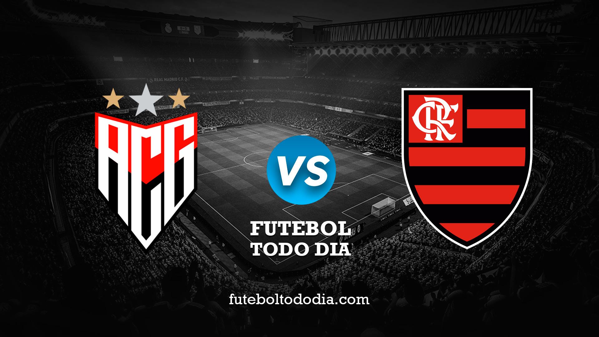 Atlético-GO x Flamengo Ao Vivo