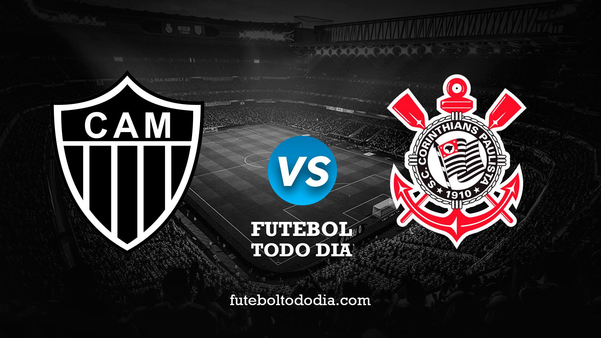 Atlético-MG x Corinthians Ao Vivo