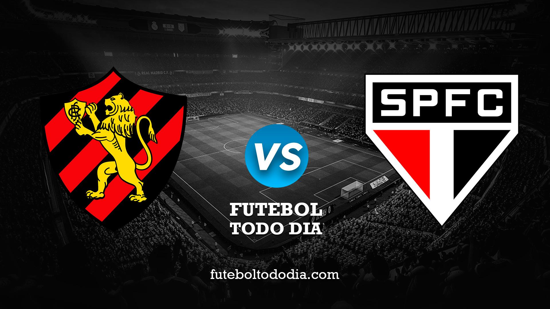 Sport x São Paulo