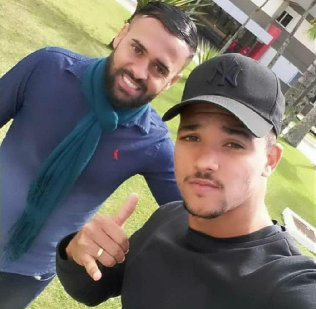 Marlon Maranhão e Zé Ivaldo